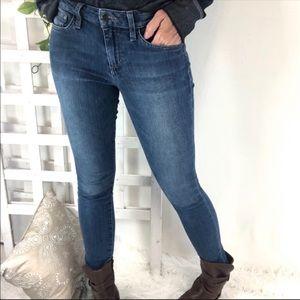 Joe's Jeans Sz 27 Skinny Remi Ankle Jeans Medium W